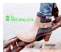Shop El Naturalista shoes and boots