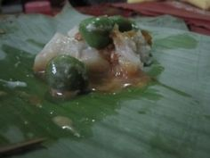 gemblong, klepon kinco     photo's courtesy @ichabilal