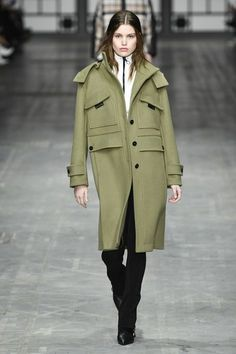 Trussardi Fall 2018 Ready-to-Wear Collection - Vogue