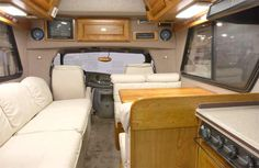 Toyota Chinook rv Motorhome. 1979 Rare panel truck model ...