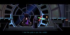 Star Wars: Episode VI - Return of the Jedi on Behance