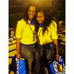 Beta Upsilon chapter of SGRHO Spring 2015!