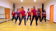 "Joey&Rina "" Papi Chulo "" \ Impara i Passi / Balli di Gruppo 2013/2014 Li..."