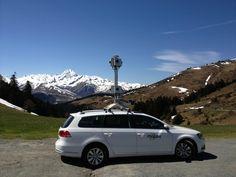 La MappyCar au Col d'Aspin