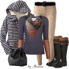 Cute, Casual winter outfit