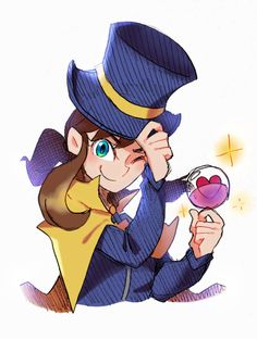 A Hat In Time, Indie Games, Cool Girl, Connect, Bond, Video Games, Fandoms, Kawaii, Play