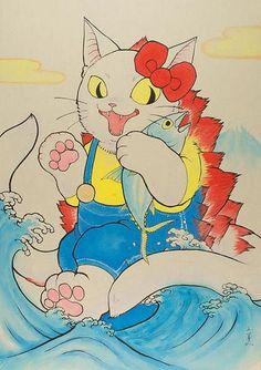 Kitty_negora_konatsu-konatsu_koizumi-oil-trampt-187406m