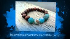Sea Siren Rockstar On The CraftStar After Christmas SALES SPECIAL