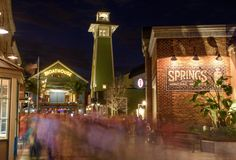 Walt Disney World for College Students - Disney Springs Entertainment and Attractions