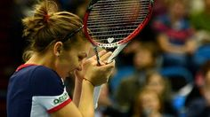 """""""It?s an incredible year for me and I am enjoying every moment of it"""": Romania's Simona Halep."""