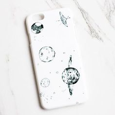 Tumblr Black Galaxy iPhone Case