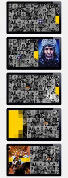 Tony D´Orio - Interactive Design