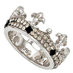 "Dreambase Damen-Ring ""Swarovski"" ""Krone"" mit Swarovski-El... https://www.amazon.de/dp/B00EYGVT24/?m=A37R2BYHN7XPNV"