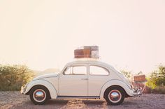 My car, I'd travel the world with you! Well, almost the world. :D