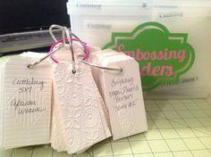 tag marking