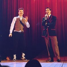 Ohhh the Klaine feels c: