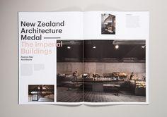 Best Awards - Inhouse. / New Zealand Architecture Awards