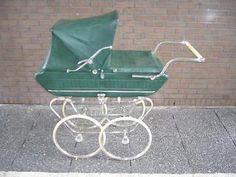 retro vintage kinderwagen Riemersma
