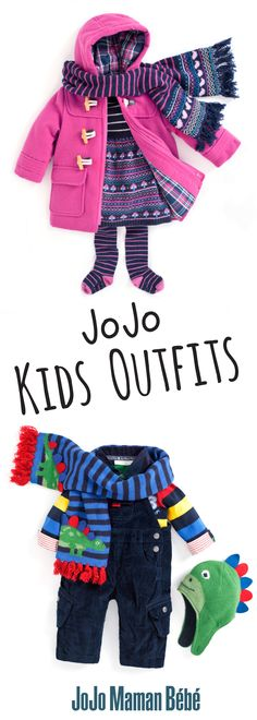 Kids' shop by outfit. Outfits put together by the JoJo team to help you achieve classic looks. Shop the look. Kids' outfits created for you. Classic Looks, Kids Outfits, Kids Shop, Outfit Ideas, Children, How To Wear, Shopping, Bebe, Classy Looks