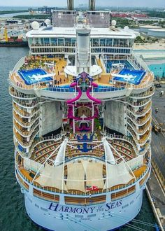 Crucero Royal Caribbean, Royal Caribbean Cruise, Symphony Of The Seas, Harmony Of The Seas, Cruise Travel, Cruise Vacation, Resorts, Boating Holidays, Sports Nautiques