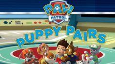 Paw Patrol - Puppy Pairs