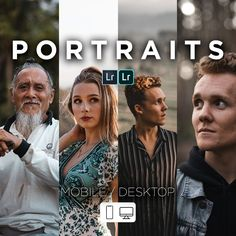 Lightroom Preset Pack - Portraits