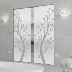 Glass Pocket Doors – Page 11 Internal Sliding Doors, Sliding Glass Door, Glass Pocket Doors, The Doors, Geometric Flower, Creative Design, Hardware, Contemporary, Interior