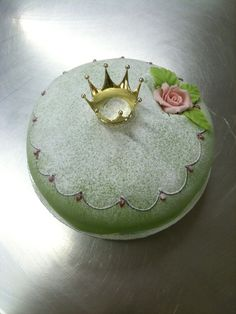 Prinsess tårta
