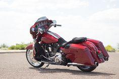 2016 CVO Street Glide | Harley-Davidson USA