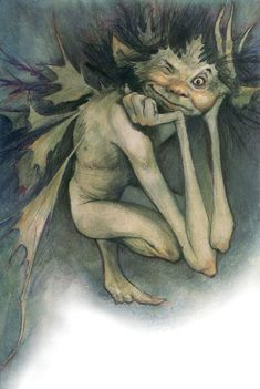 by Brian Froud                                                                                                                                                     More