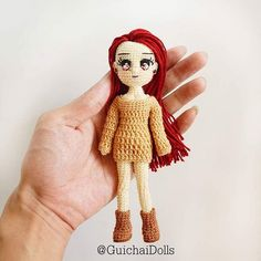 From Alice Pattern by Guichaidolls   Guichai.etsy.com  #Amigurumi #GuichaiDolls #Handmade #Handicraft #Hakeln #Doll #Toy #Kawaii #Handmadedoll #crochetartist #crochet #crocheting #crochetdoll #Etsy #crochetaddict  #cute #Etsyshop #crochetart #craft  #GuichaidollsPattern #mywork #weamiguru #AlicePattern #Alice