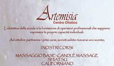 Artemisia Centro Benessere (#grafica #pubblicitaria: #impaginazione #brochure aziendale e relativa #stampa su supporti cartacei)