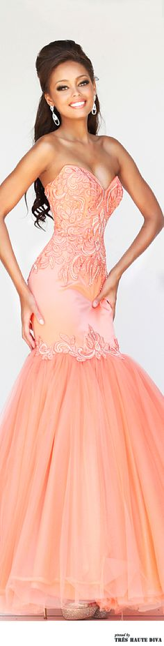 Sherri Hill Spring/Summer 2014
