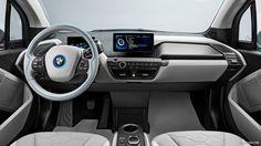 2014 BMW i3  - Interior HD