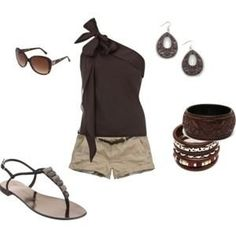 Summer casual - Polyvore by Kate80-88
