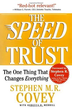Booktopia has The Speed of Trust, The One Thing That Changes Everything by Stephen R. Buy a discounted Paperback of The Speed of Trust online from Australia's leading online bookstore. Reading Lists, Book Lists, The Speed Of Trust, Stephen R Covey, Books To Read, My Books, Coaching, Thing 1, Book Recommendations
