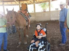 Adam & Bandit getting Ready to Ride in our new Saddle!!!