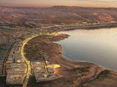 Dead Sea Development Zone Master Plan | Amman Jordan | Sasaki Associates