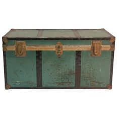 I pinned this Vizcaya Travel Trunk from the Peninsula Home event at Joss and Main!