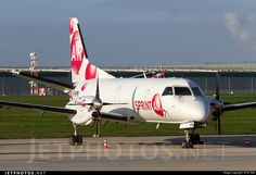 Photo: SP-KPK (CN: 340A-026) Saab 340A by SF 340 Photoid:8258801 - JetPhotos.Net