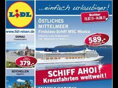 www.cruisejournal.de #Kreuzfahrt Sind die Kreuzfahrten von #Lidl #Schnäppchen?