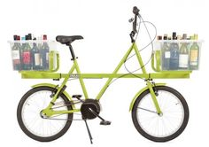 The Donky Bike and the Rizoma Metropolitan