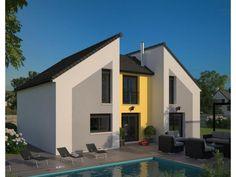 modle concept maison moderne tage de 130m2 3 chambres 1 suite parentale