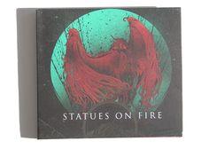 Statue on fire Phoenix punk CD Phoenix Song, Lyrics, Fire, Statue, Songs, Artwork, Ebay, Musik, Work Of Art