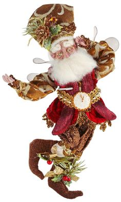 Mark Roberts - Clockmaker - Mark Roberts Fairies Always ship for Free at Florida Gifts www.FloridaGiftsOnline.com