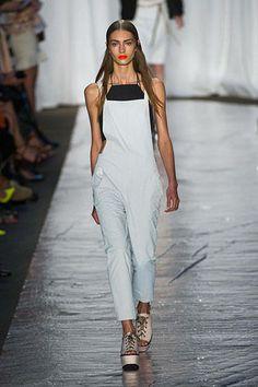 New York Spring 2014 Trend Report - Runway Spring Fashion Trends 2014 - Harper's BAZAAR