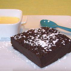 Légèreté  Gourmandises: Fondant au chocolat façon Eryn (4 PP)