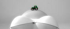 Traktor a pocakon - kismama fotózás - hogyanfotozzak.hu