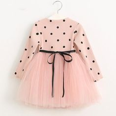 Girl Mesh Dress 2018 New Spring Dresses Children Clothing Princess Dress PinkWool Bow Design Years Girl Clothes Dress - - Girl Mesh Dress 2018 New Spring Dresses Children Clothing Princess Dress PinkWool Bow Design Years Girl Clothes Dress Source by Kids Outfits Girls, Girl Outfits, Kids Girls, Baby Girls, Hot Girls, Little Girl Dresses, Girls Dresses, Dresses For Kids, Trendy Fashion