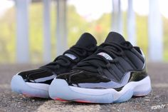 The Air Jordan 11 Low - Infrared 23